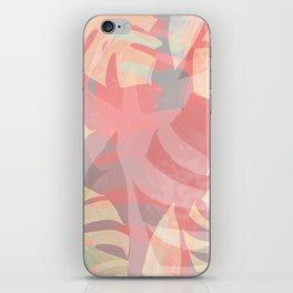 Wonderous leafy leaf iPhone Skin