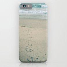Footprints Slim Case iPhone 6s