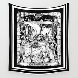 The Shifted Lands Wall Tapestry