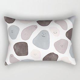 Funny Shapes Rectangular Pillow