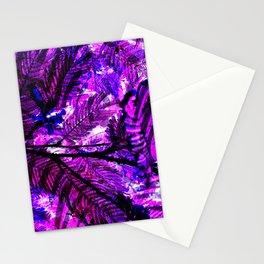 Leaves V6WL Stationery Cards