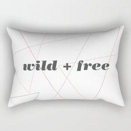 wildfree Rectangular Pillow