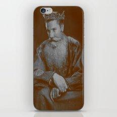 All hail the King! iPhone & iPod Skin