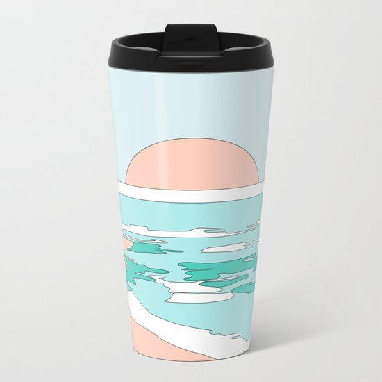Libra Metal Travel Mug