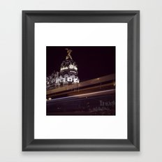 Metropolis I Framed Art Print