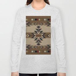 American Native Pattern No. 170 Long Sleeve T-shirt