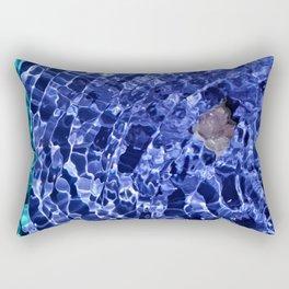 Upward Amethyst Vibes Rectangular Pillow