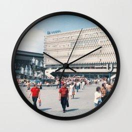 East Berlin Alexanderplatz  Wall Clock