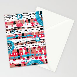Flawed Oddity Stationery Cards