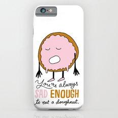 Sad Doughnut iPhone 6s Slim Case