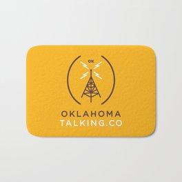 Oklahoma Talking Co.  Bath Mat
