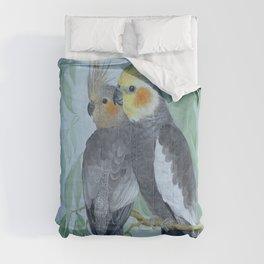 Cockatiels Comforters