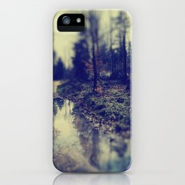 In the forrest iPhone Case