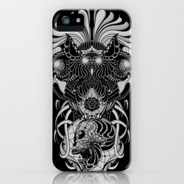 Trimurti iPhone Case