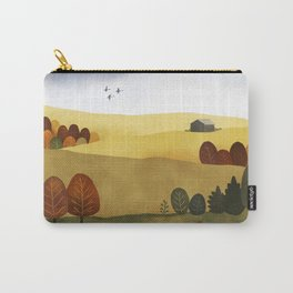 Autumn stillness Carry-All Pouch