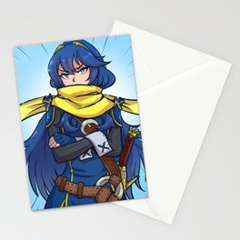 Lucina + Scarf Stationery Cards
