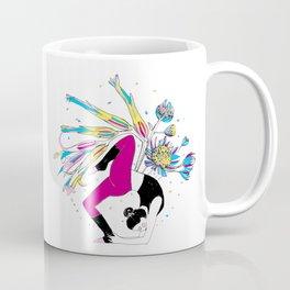Dancing stillness Coffee Mug