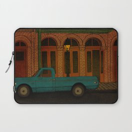 The Visitor Laptop Sleeve