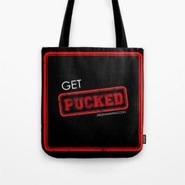 Get Pucked Tote Bag