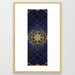 Doran Clan Symbol Framed Art Print