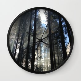 just live Wall Clock