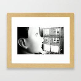 JAWN 3. Framed Art Print