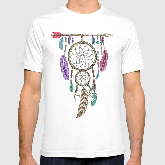 Big Dream Catcher T-shirt