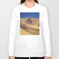 oasis Long Sleeve T-shirts featuring Oasis by Lerson