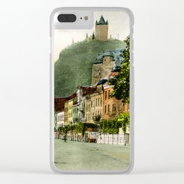 1900 Cochem Mosel Moselle Clear iPhone Case