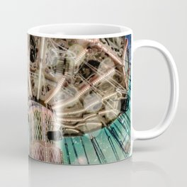 Dip Your Toes In the Stars Coffee Mug