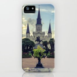 Through the Iron Gates iPhone Case