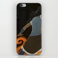 korra iPhone & iPod Skins featuring Korra by charcola