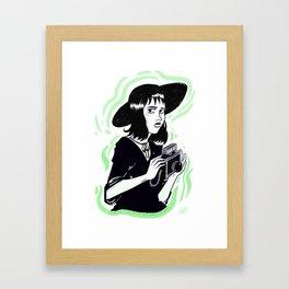 Strange and Unusual Framed Art Print