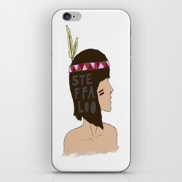 steffaloo iPhone Skin