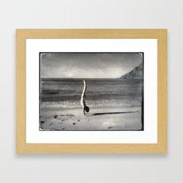 Unstad, Lofoten  Framed Art Print
