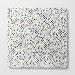 Circles I Metal Print