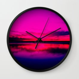 Scenery 3 Wall Clock