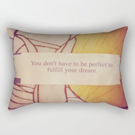 Fortune Rectangular Pillow