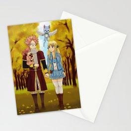 Peaceful walk Stationery Cards