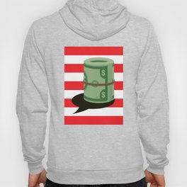 Individuals&Organizations Have a Constitutional Right to Unlimited Spending on Their Own Pol. Speech Hoody