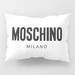 Moschino Milano Pillow Sham