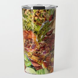 Food Collage 5 Travel Mug