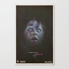 Exorcist Canvas Print