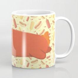 Hot dog princess. Coffee Mug