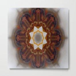 Transmute Metal Print