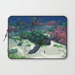 Sea Turtle Laptop Sleeve
