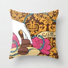 macarons 04 Throw Pillow