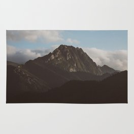 Giewont - Landscape and Nature Photography Rug