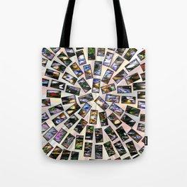 stone magnetism Tote Bag