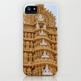 Chamundeswari Temple iPhone Case